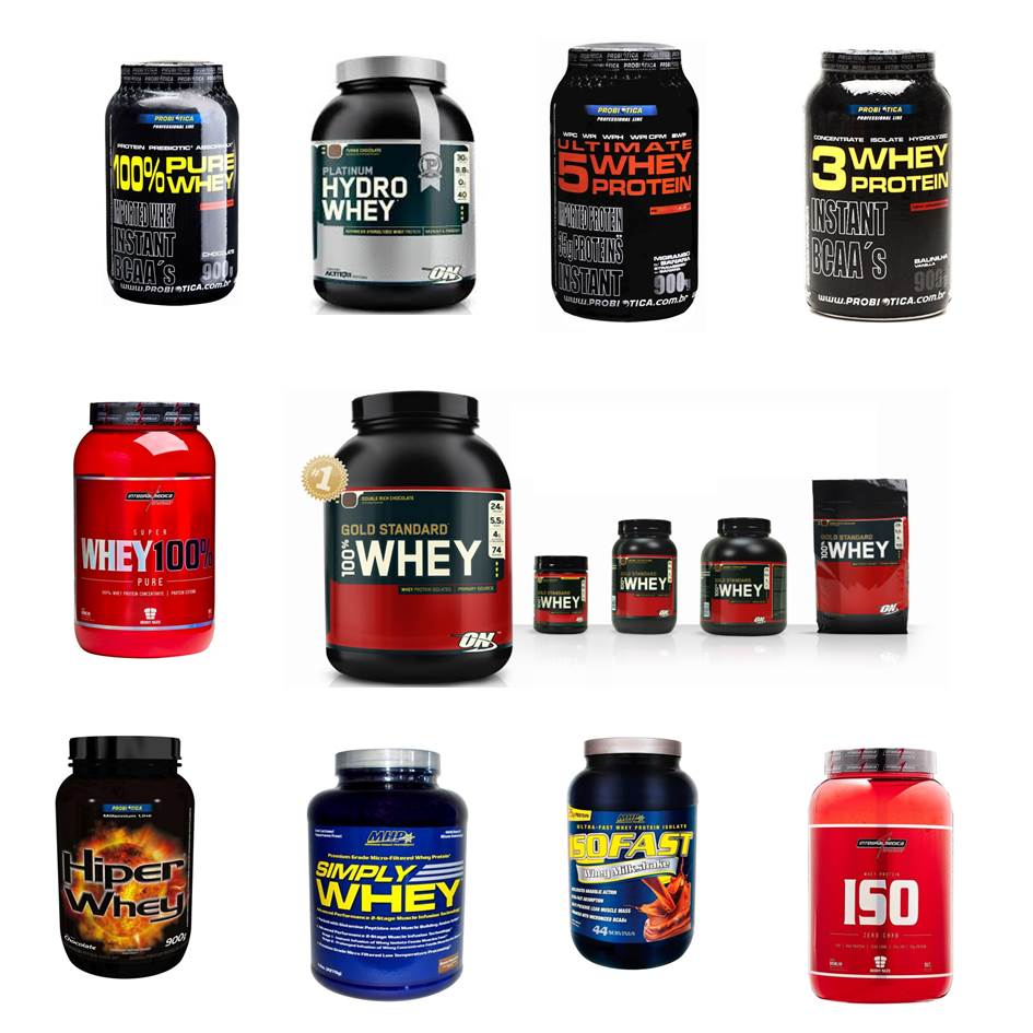Giz Images: Whey protein